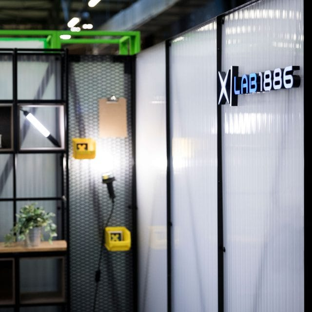 WECAUSE Lab1886 – Messekit