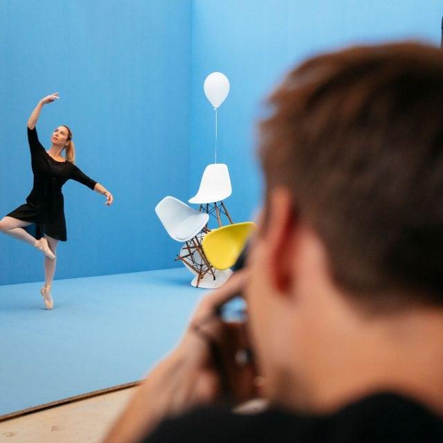 WECAUSE Making Of Fotoshooting Set
