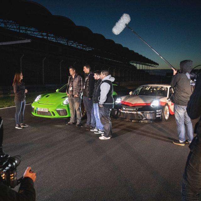 WECAUSE Porsche 911 GT3 RS Challenge
