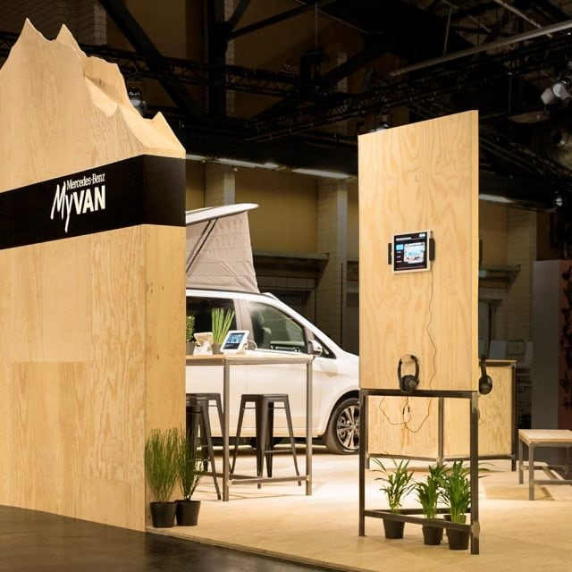 WECAUSE Welcome to MYVAN-Life!